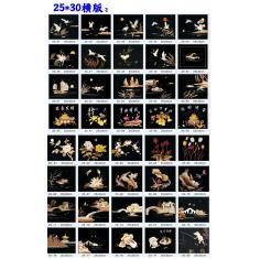 咏乐之宝 芦苇艺术 芦苇画 麦秸画 草编 手工制作 精品 有框画